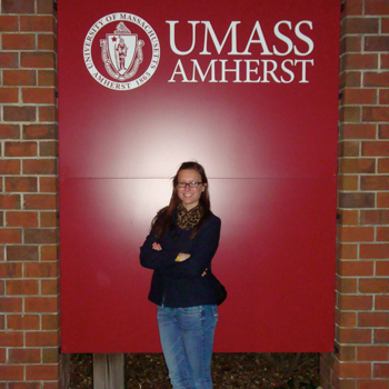 Elise Poppen -  University of Massachusetts, Amherst